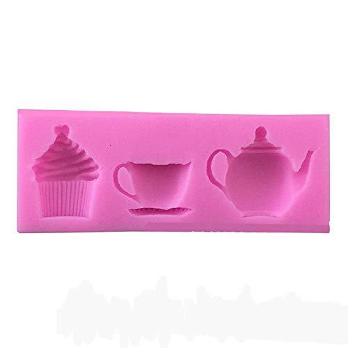 teapot silicone mold - 6