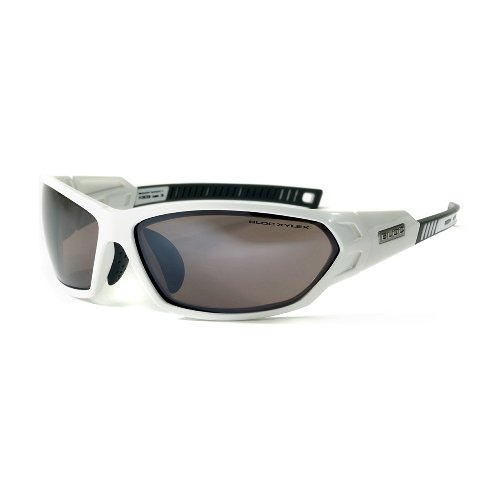 Bloc Scorpion X303 White Scorpion Sunglasses Golf, Cycling, - Bloc Golf Sunglasses