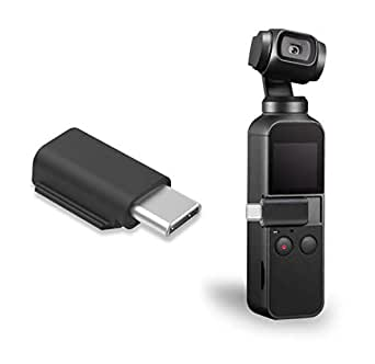 EEEKit OSMO Pocket to Type-C Adapter Connector Parts Compatible with DJI OSMO Pocket & Android Smart Phone