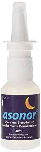 Snoring antisnore snore solution spray product image