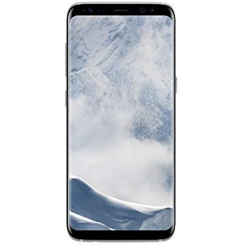 Samsung Galaxy S8 64GB G950U T-Mobile GSM Unlocked - Arctic Silver (Renewed)
