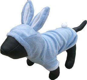 Blue Bunny Dog Costume *Medium* -