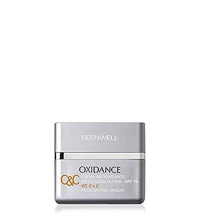 Keenwell, Crema Protectora Antioxidante Protección Global Pieles ...