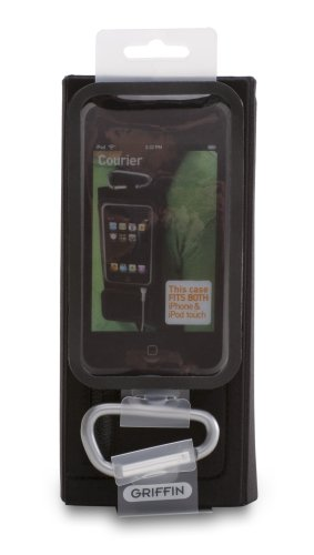 Griffin Technology Courier Universal Case for iPod 5G & Nano (Courier Case Griffin)