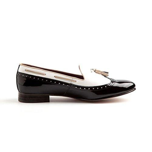 donna Shoes unita tinta Beatnik stringate Scarpe qOwgndt