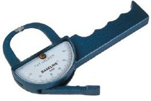Baseline Skinfold Caliper - without Case