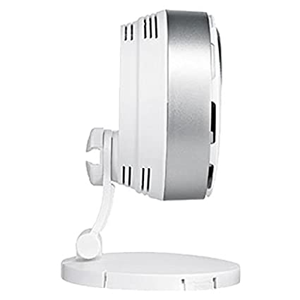 Samsung SNH-P6410 - Cámara de vigilancia de 2 Mp (sensor CMOS, Full HD, RJ-45), blanco: Amazon.es: Bricolaje y herramientas