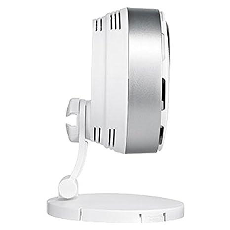 Samsung SNH-P6410 - Cámara de vigilancia de 2 Mp (sensor CMOS, Full HD, RJ-45), blanco