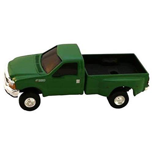 (ERTL 1/64th Green Ford F-350 Pick Up)