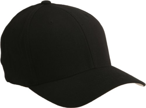 y Low-Profile 6-Panel Cap 6477 (S/M / Black) ()