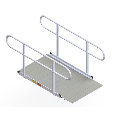 MOD Ramp System Size: 4' L by EZ-Access