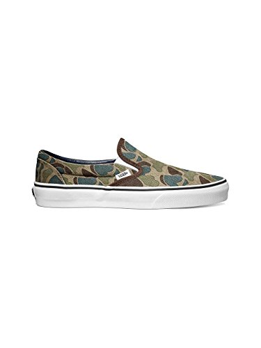 Nib New Womens Shoes - VANS VAN DOREN CAMO MENS 4 CLASSIC SLIP ON NEW NIB WOMENS 5.5 CAMOFLAUGE SKATE
