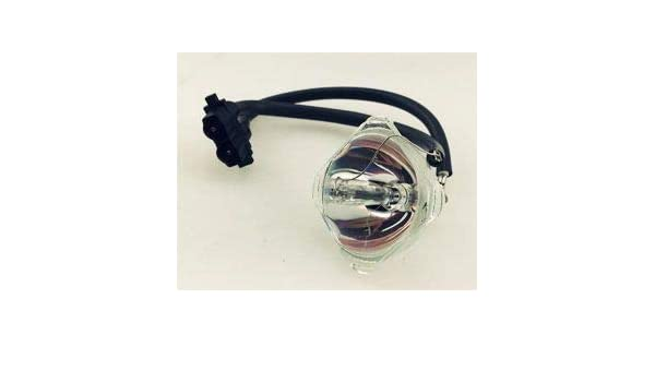Replacement for Plus V-1080 Bare Lamp Only Projector Tv Lamp Bulb by Technical Precision