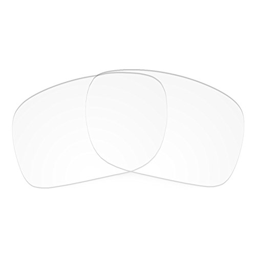 Revant Replacement Lenses for Oakley Holbrook Crystal Clear -