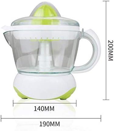 YWSZJ El Jugo de cítricos eléctrico automático exprimidor de Naranjas Exprimidor del limón Prensa Escariador máquina de Bricolaje Frutas Jugo Fabricante de la Bebida