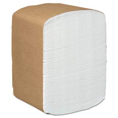 Scott 98730 Full-Fold Dispenser Napkins, 1-Ply, 12 x 17, White, 250 per Pack (Case of 24 - Dispenser Fold Full Scott Napkin