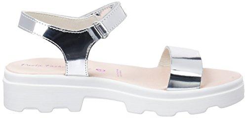 Pablosky Jungen 834455 Sneakers Silber (Plateado 834455)