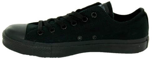 Converse Chuck Taylor All Star Low Top Black Monochrome