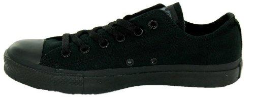 Converse, Sneaker uomo Black Monochrome