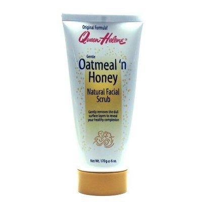 Oatmeal And Honey Face Scrub - 7