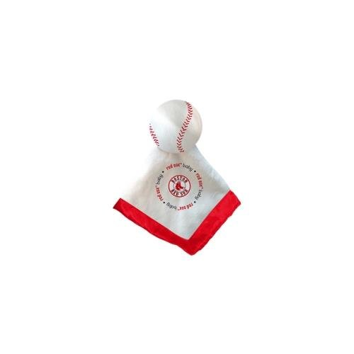 Boston Red Sox Blue Baby Fanatic Security Bear Blanket - 14
