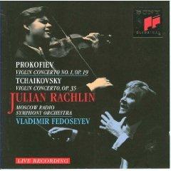 Prokofiev - Tchaikovsky: Violin Concertos