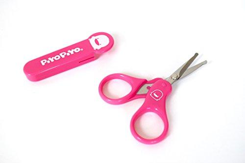 Piyo Piyo Baby Nail Scissors (Fuchsia)