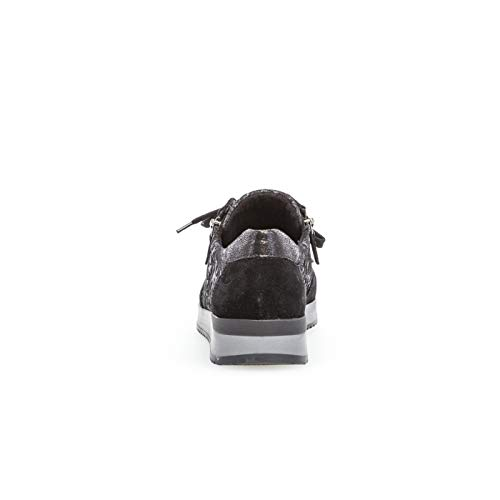 Sneakers 5 37 5 Noir Gabor 4 Marron d0qSd7