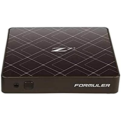 Formuler Z7  Android OTT Box  Black