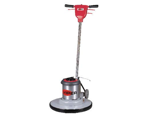 "Viper Cleaning Equipment VN1715 Venom Series Low Speed Buffer, 17"" Deck Size, 175 RPM, 50"
