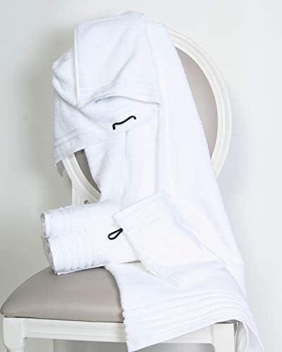4-Piece Bath Towel Set