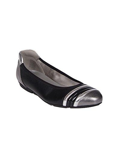Cuir Ballerines Noir HXW1440K170IAC0ATB Femme Hogan wHqtpxnIEx