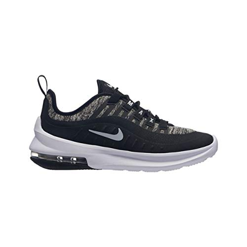 Nike Kid's Air Max Axis SE GS, Black/Pure Platinum-White, Youth Size 4.5 ()