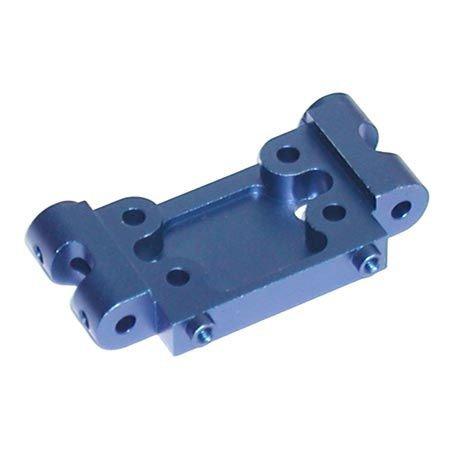 Team Associated 7990 Blue Aluminum Front Bulkhead GT2 ()