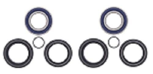 Both Front Wheel Bearings Seals Kit Honda TRX500FPM Foreman 4x4 EPS 2011 2012 2013