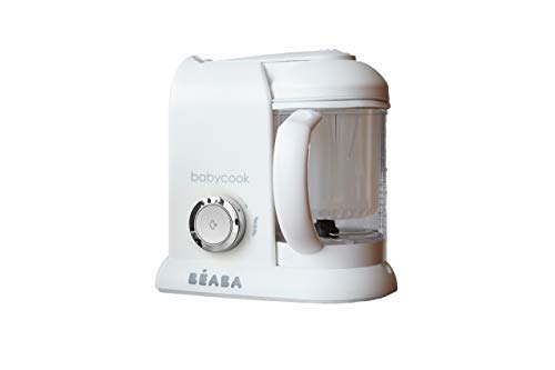 BEABA Babycook 4 in 1 Steam Cooker & Blender and Dishwasher Safe, 4.5 Cups, - Beaba Babycook Parts Replacement