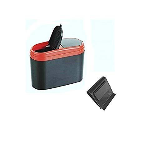 INION Multifunktioneller Container Abfalleimer M/ülleimer Eimer Aufbewahrungsbox Organizer Tischm/ülleimer M/üllbeh/älter Abfalltasche Abfallbeh/älter H/ängend/&Tragbar