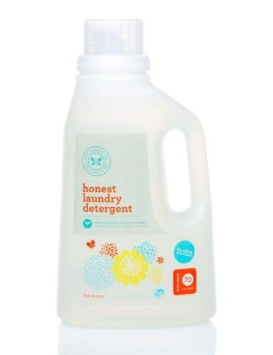 The Honest Company - Effective Hypoallergenic Laundry Detergent - 70 oz
