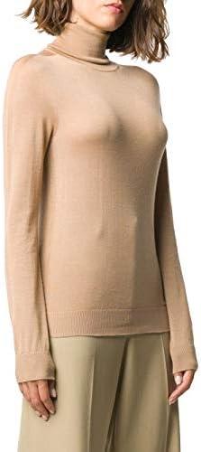 Jil Sander Luxury Fashion Donna JSCR754036WRY11008268 Beige Cashmere Maglione | Autunno-Inverno 20