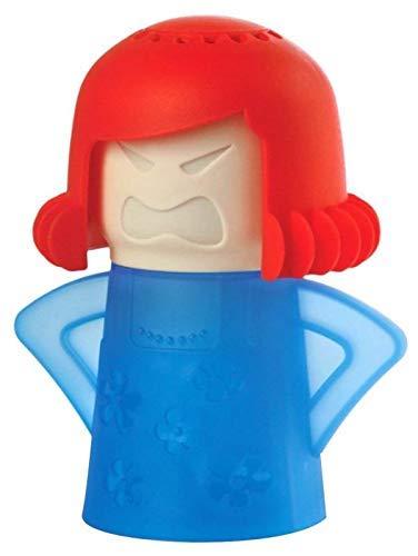 Angry Mama - Limpiador de microondas para horno, vapor, olor ...