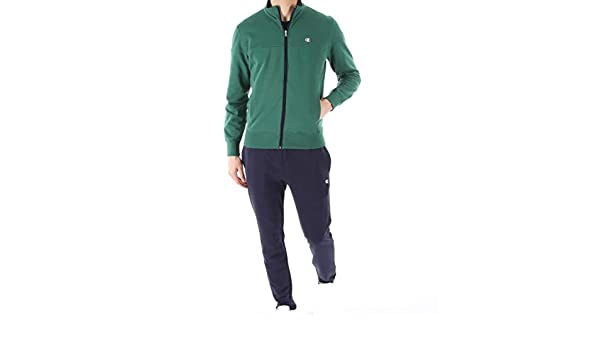 Champion Chandal Full Zip Suit Talla S: Amazon.es: Ropa y accesorios
