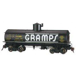 On30 Spectrum 2-6-0, D&RGW/Black/Tan #136 by Bachmann Trains