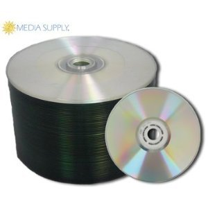 MAM-A 80m Silver Digital Audio Unbranded in Shrink Wrap - 100 Count by MAM-A