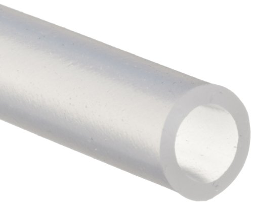 Chemglass CLS-1436-T23 Silicone Peroxide Cured Versilic Tubing, 1/4