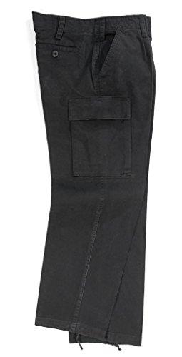 campo tedesco taglie pietra lavati in provati resistenti Pantaloni qualità e in Bundeswehr Nero Il all'uso di Varie colore da di importazione Pw1qxTTI5