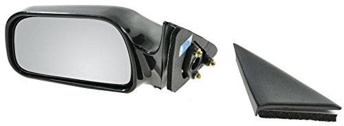 (Side View Mirror Power Driver Left LH for 92-96 Toyota Camry Japan Model)