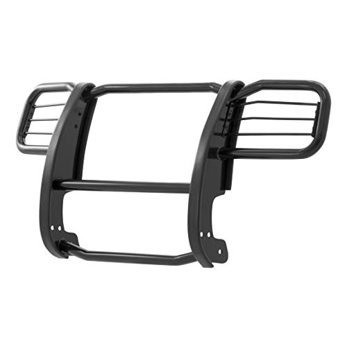 ARIES 1047 1-1/2-Inch Black Steel Grill Guard Select Jeep ()