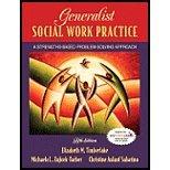 Generalist Social Work Practice (5th, 08) by Timberlake, Elizabeth M - Farber, Michaela Zajicek - Sabatino [Hardcover (2007)] pdf epub