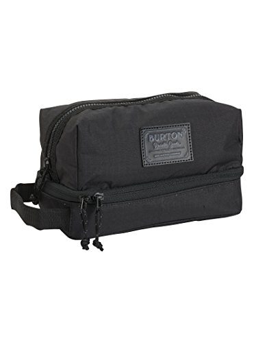 Burton Low Maintenance Toiletry Kit, True Black Triple (Burton Riders Bag)