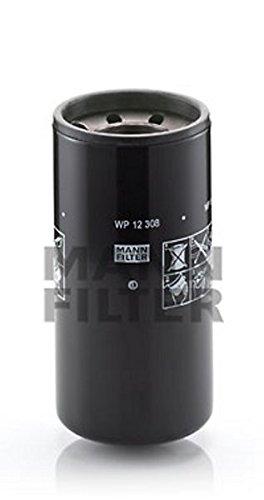 Mann Filter WP12308 filtro de aceite lubricante: MANN-FILTER ...